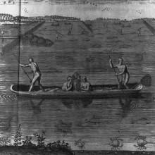 John White 1585