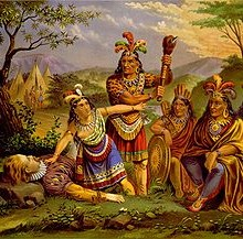 290px-Pocahontas-saves-Smith-NE-Chromo-1870