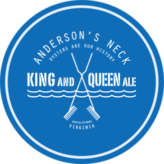 king-and-queen-label